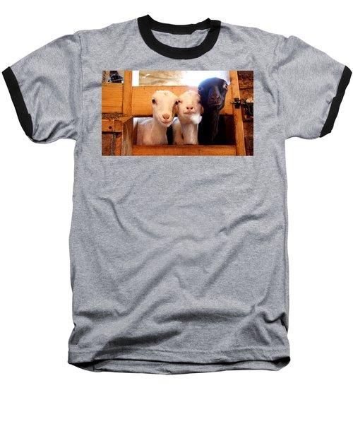 Kids Will Be Kids Baseball T-Shirt