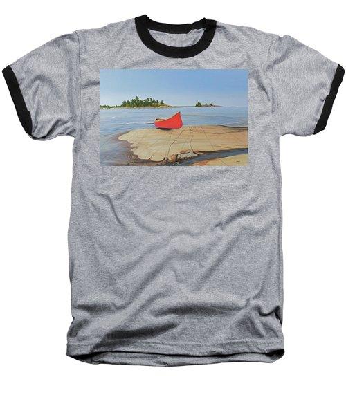Killarney Canoe Baseball T-Shirt