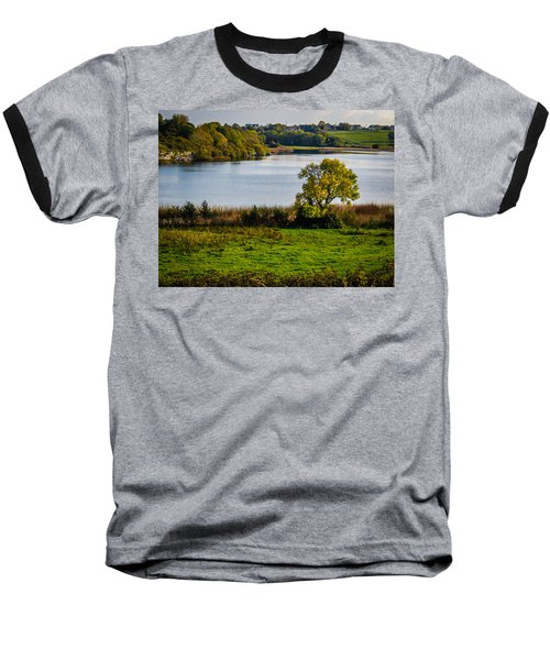 Killone Lake In County Clare, Ireland Baseball T-Shirt