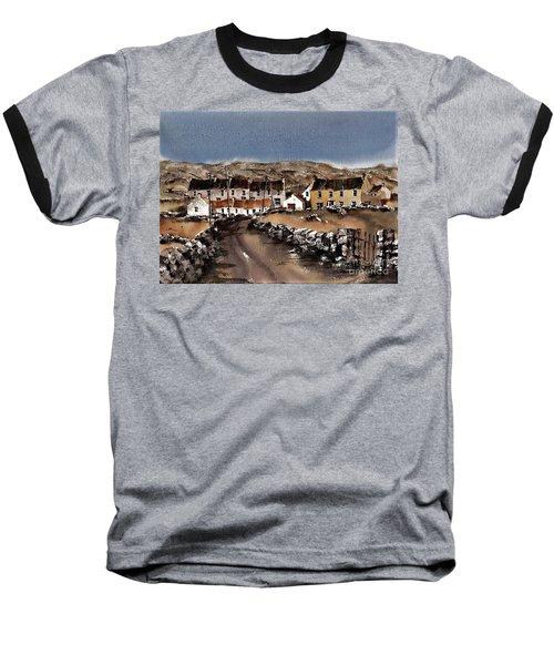 Kilmurvey Inishmore Aran Baseball T-Shirt
