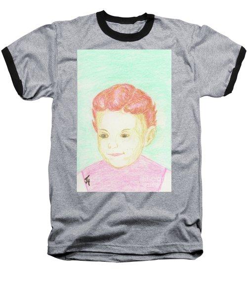 kim Baseball T-Shirt