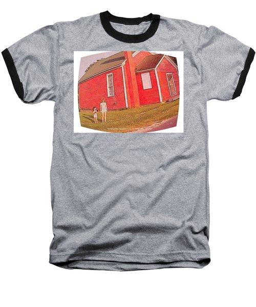 Kindergarten Avon Il Circa 1950s Baseball T-Shirt