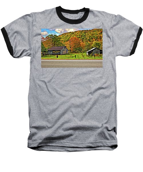 Kindred Barns Baseball T-Shirt