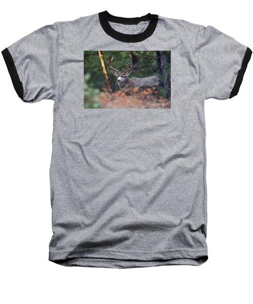 King Behind The Rub Baseball T-Shirt