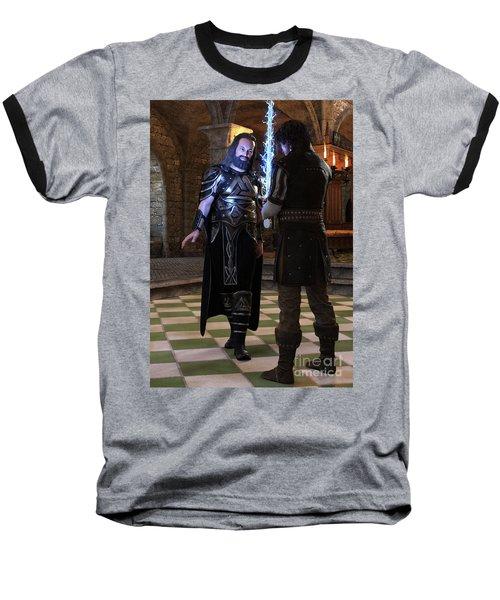 King Edward Baseball T-Shirt