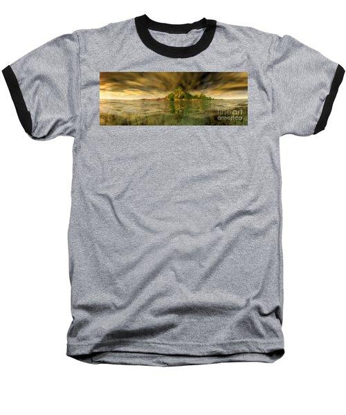 King Kongs Island Baseball T-Shirt