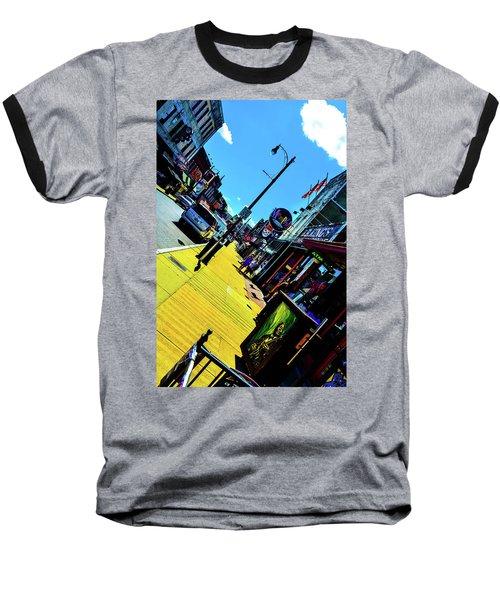 King Of Beale Baseball T-Shirt