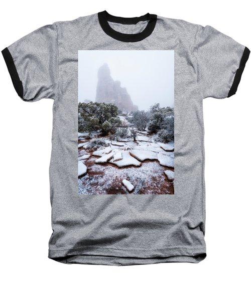 King Of Fog Baseball T-Shirt