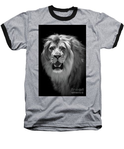 King Of The Jungle Baseball T-Shirt