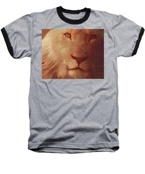 King Of The Jungle Baseball T-Shirt