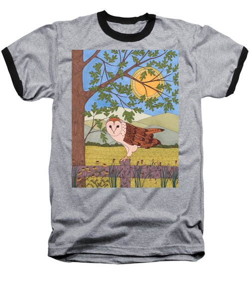 King Of The Meadow Baseball T-Shirt