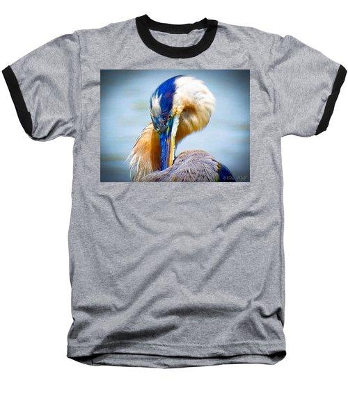 King Of The River Baseball T-Shirt