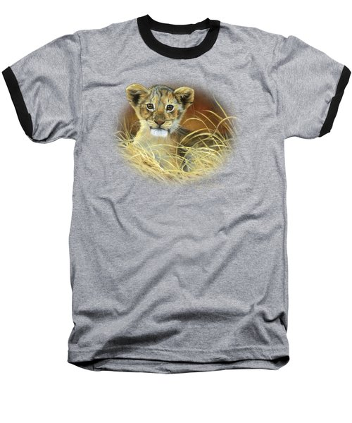 King To Be Baseball T-Shirt