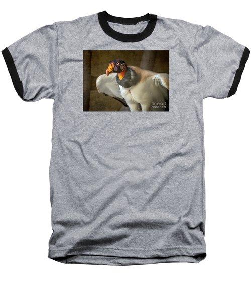 King Vulture Baseball T-Shirt