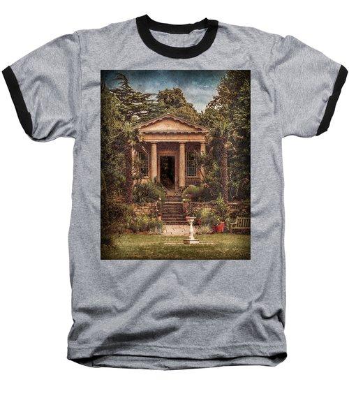 Kew Gardens, England - King William's Temple Baseball T-Shirt