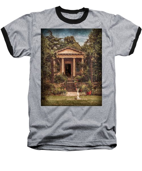 Kew Gardens, England - King William's Temple Baseball T-Shirt