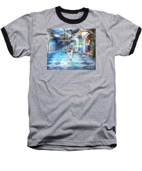 Kingdom Encounter Baseball T-Shirt