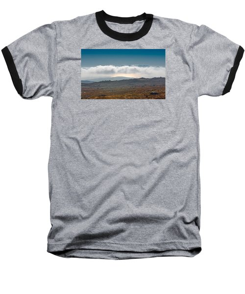 Baseball T-Shirt featuring the photograph Kingdom In The Sky by Gary Eason
