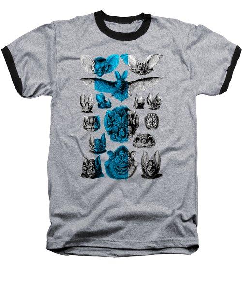Kingdom Of The Silver Bats Baseball T-Shirt