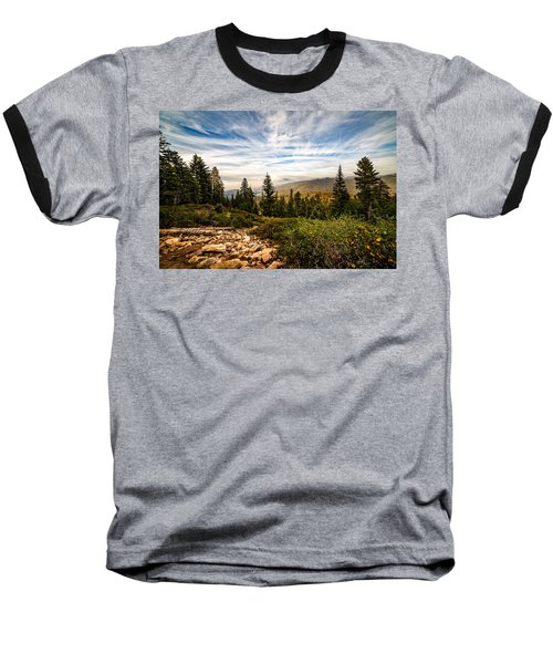 King's Canyon Crown Baseball T-Shirt