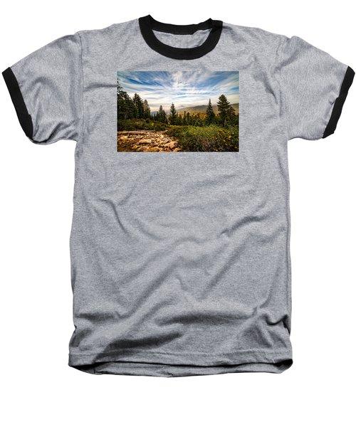 King's Canyon Crown Baseball T-Shirt