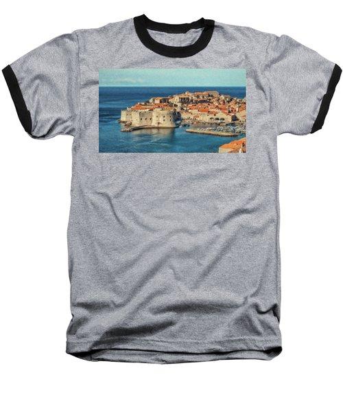 Kings Landing Dubrovnik Croatia - Dwp512798 Baseball T-Shirt