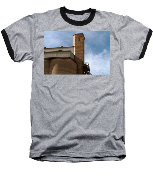 Baseball T-Shirt featuring the photograph Kingscote Castle by Stephen Mitchell