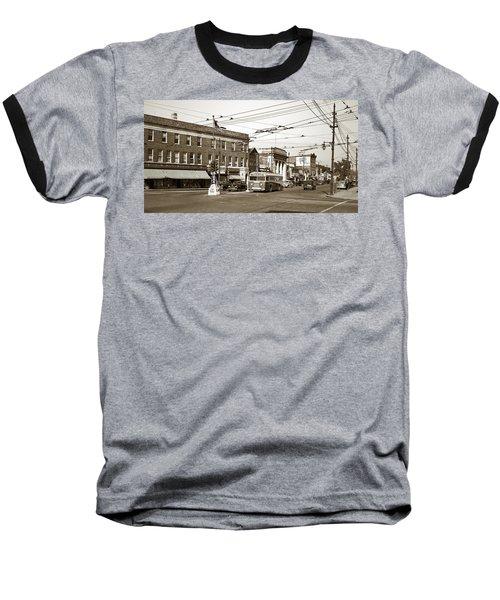 Kingston Corners Kingston Pa Early 1950s Baseball T-Shirt