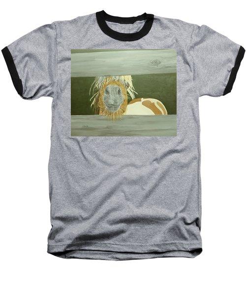 Kiss Me Baby Baseball T-Shirt