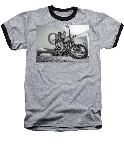 Kiss Me Now- Baseball T-Shirt