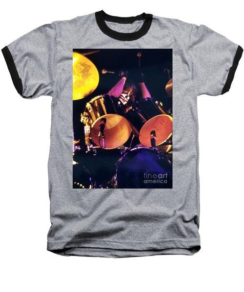 Kiss Peter Baseball T-Shirt