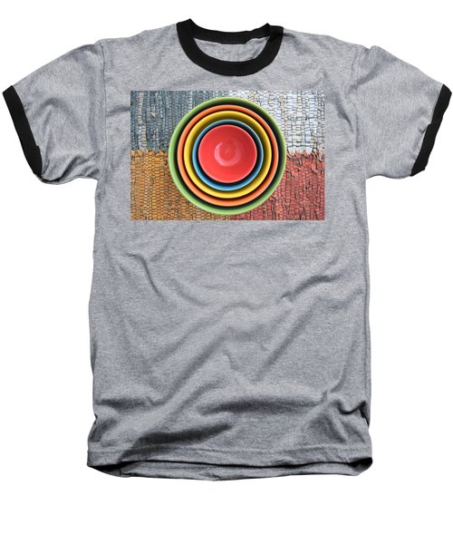 Kitchen Rainbow Baseball T-Shirt