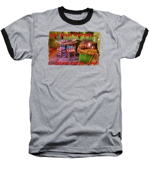 Kitchen Table Bodie California Baseball T-Shirt