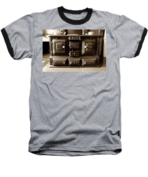 Baseball T-Shirt featuring the photograph Kitchener by Greg Fortier