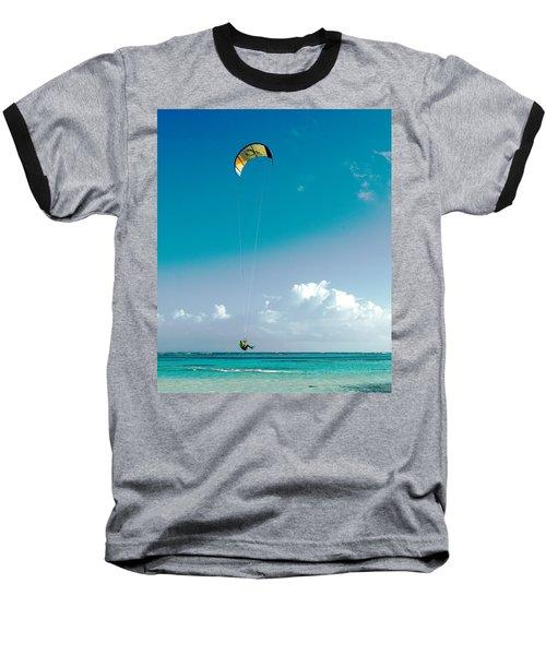 Kitebording Baseball T-Shirt