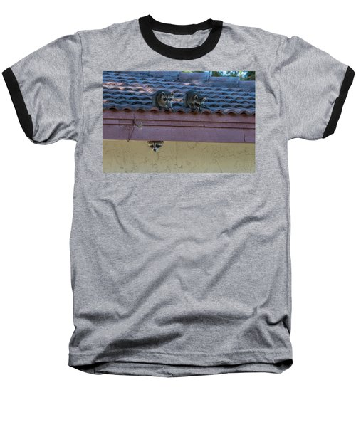 Kits On The Roof Baseball T-Shirt