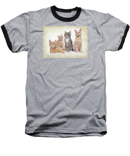 Kittens Baseball T-Shirt