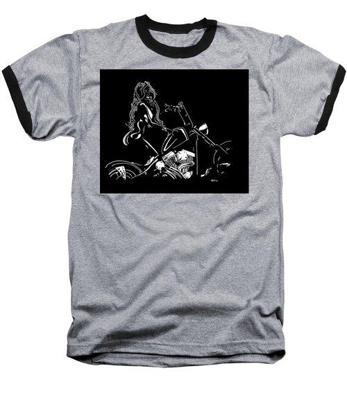 Kitty-kitty Baseball T-Shirt