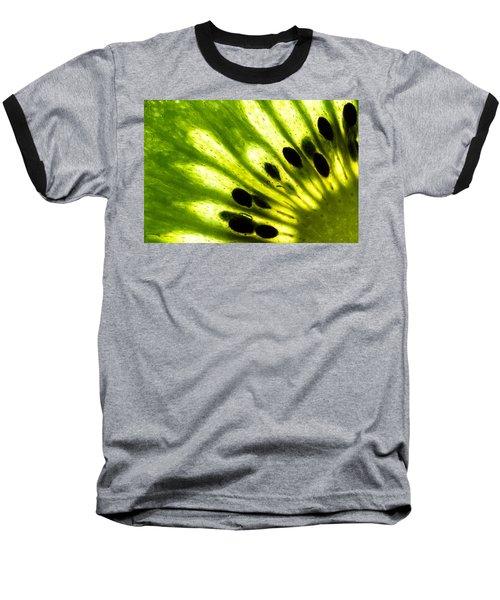 Kiwi Baseball T-Shirt by Gert Lavsen