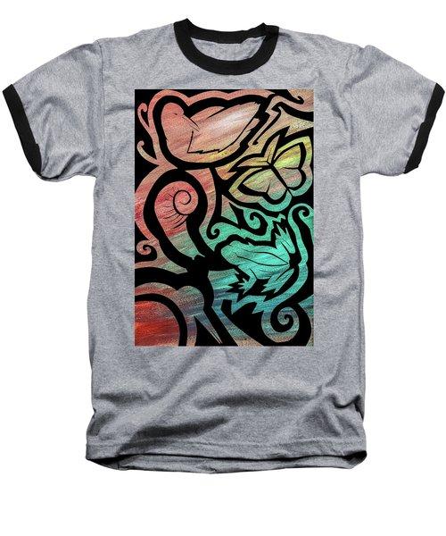 Kiwi Nature Baseball T-Shirt