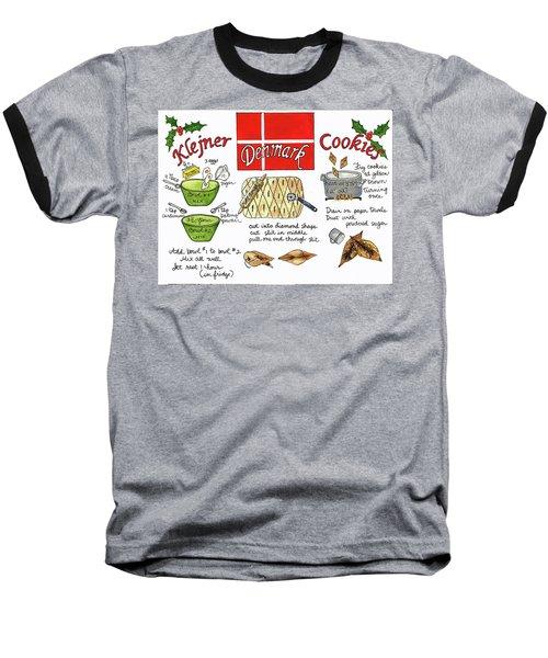 Klejner Cookies Baseball T-Shirt