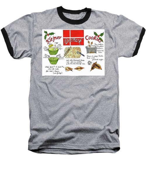 Klejner Cookies Baseball T-Shirt