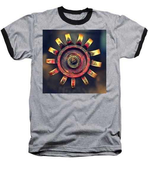 Knob Baseball T-Shirt by Joseph Skompski