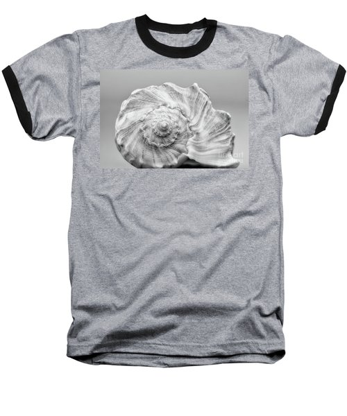 Baseball T-Shirt featuring the photograph Knobbed Whelk by Benanne Stiens