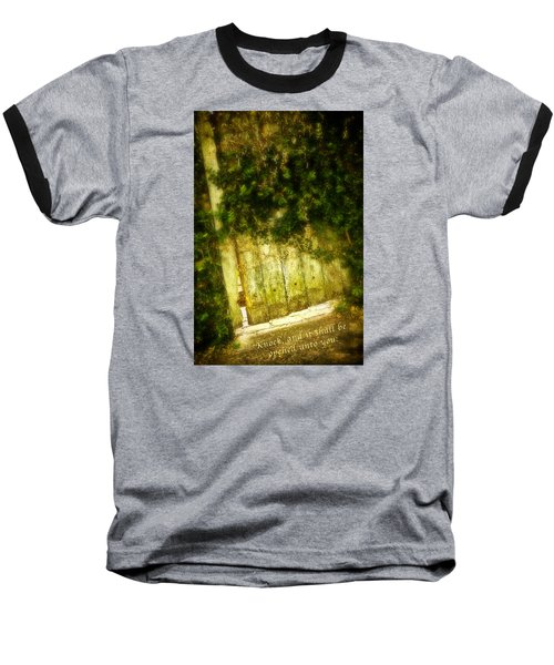 A Little Light Baseball T-Shirt