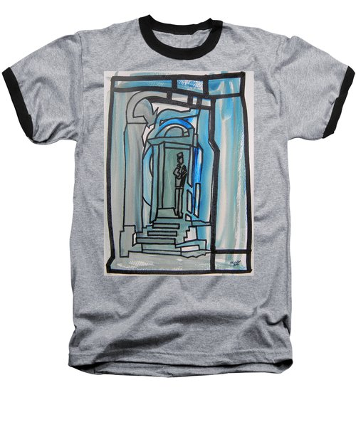 Knocking On Heaven's Door Baseball T-Shirt