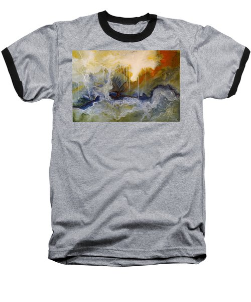Knowing Baseball T-Shirt by Theresa Marie Johnson