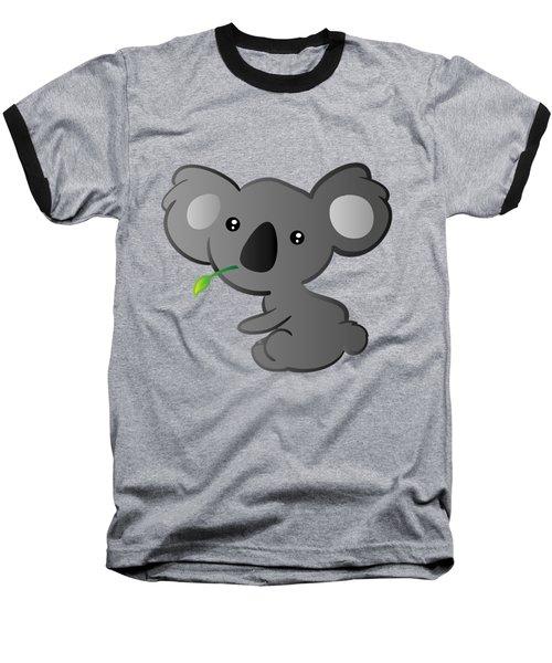 Koala Baseball T-Shirt