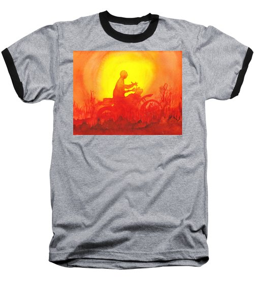 Koala Lumpur Sunset Baseball T-Shirt