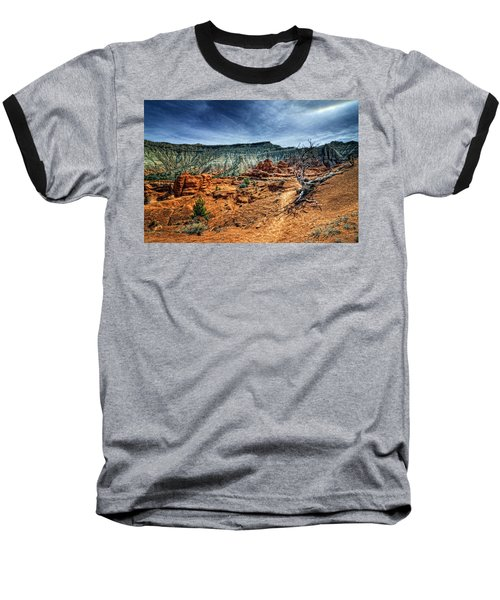 Kodachrome Basin Afternoon Baseball T-Shirt